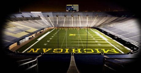 Visitors: Michigan vs. Middle Tennessee State