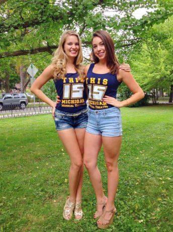 Michigan girl 1x