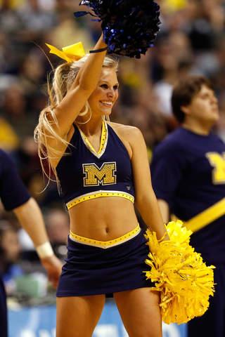 Michigan girl 4x