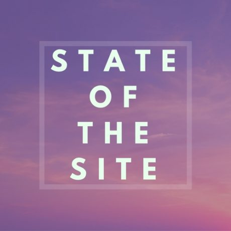 STATE OF THE SITE