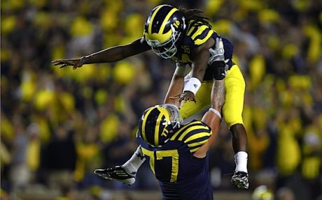 Ranking Michigan's Quarterbacks - Touch the Banner